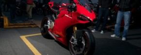 Ducati 1199 Panigale Introduction