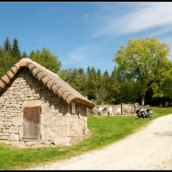 Abandon village of Cledat