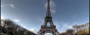 Paris at last.